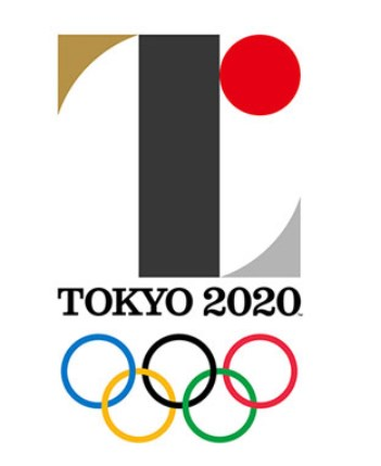 First Version of 2020 Summer Olympics Logo