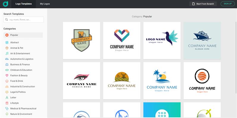2019] Canva Alternatives for Logo Creation & Graphic Design
