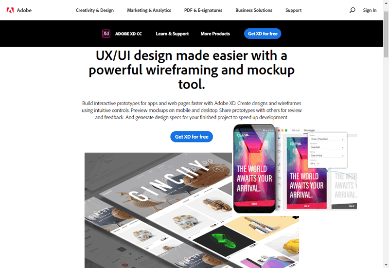Optimize Website/App Design With Top 7 Free Wireframe Tools