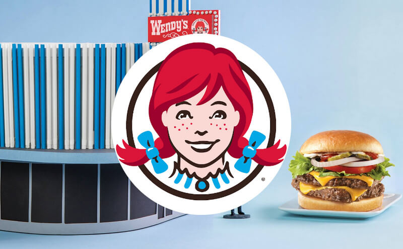 Wendy's people logo design