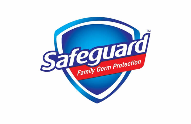 Safeguard logo design