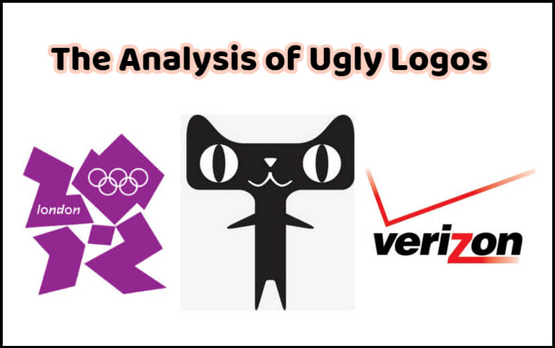 The analysis of ugly logos.