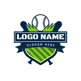 free baseball logo designs designevo logo maker rh designevo com Pony Baseball Logo Cool Youth Baseball Logos