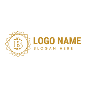 Bitcoin Globalization logo design