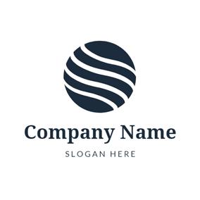 Free Black And White Logo Designs Designevo Logo Maker