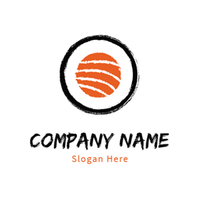 restaurant name and logo