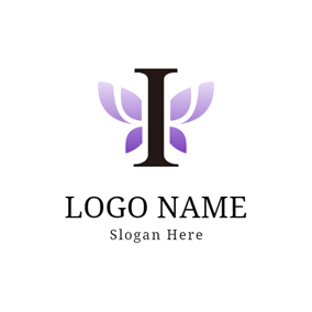 Blue and Black Psychology Tagline logo design