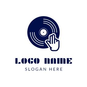free dj logo designs designevo logo maker