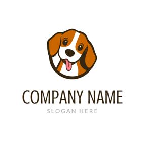 Free Dog Logo Designs | DesignEvo Logo Maker