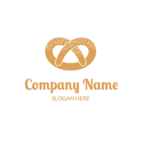 Brown Biscuits logo design