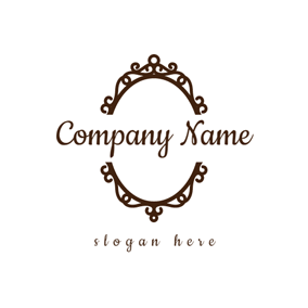 Chocolate Decoration and Makeup logo design