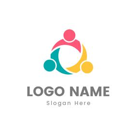 Free Group Logo Designs Designevo Logo Maker