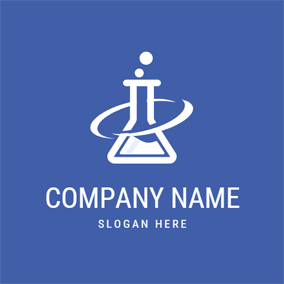 Container Bottle and Glassware logo design