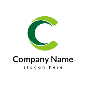 Letter C Design Logo