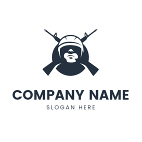 Free Military Logo Designs   DesignEvo Logo Maker