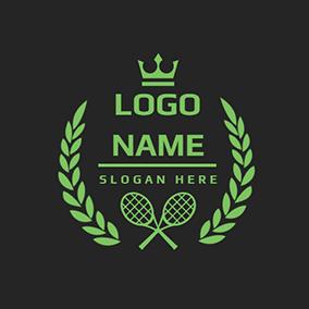 Free Tennis Logo Designs Designevo Logo Maker