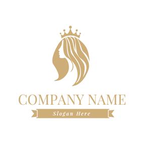 Free Salon Logo Designs Designevo Logo Maker