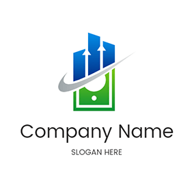 Data Check Money Accounting logo design
