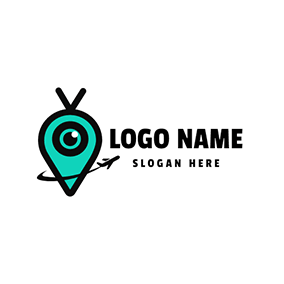 Drop Type and Youtube Channel logo design