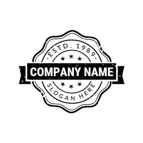 Free Stamp Logo Designs Designevo