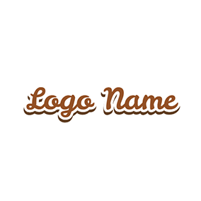 Fruity Smooth Font Style logo design