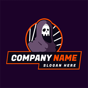 Ghost Villain logo design