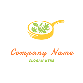 Gourmet and Pan logo design