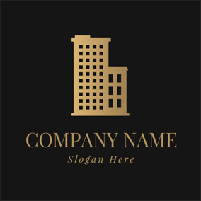 Grand Resort Hotel logo design