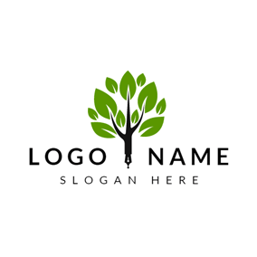 free tree logo designs designevo logo maker