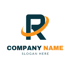 Free r logo designs designevo logo maker green and yellow letter r logo design thecheapjerseys Gallery