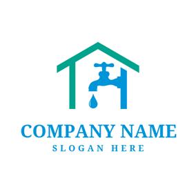 free plumbing logo designs designevo logo maker rh designevo com plumbing logos plumbers plumbing logo custom
