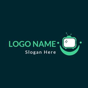 Free TV Logo Designs | DesignEvo Logo Maker