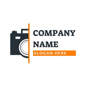 free camera logo designs   designevo logo maker