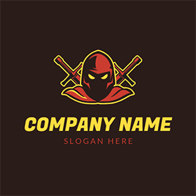 Intrepid Assassin and Gaming logo design