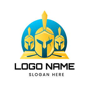 Knight Squad Logo logo design