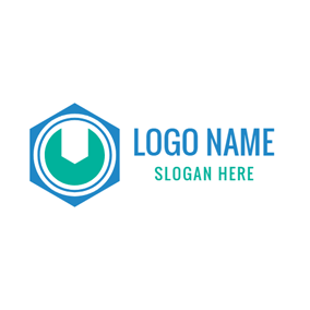 Little Green Tool logo design