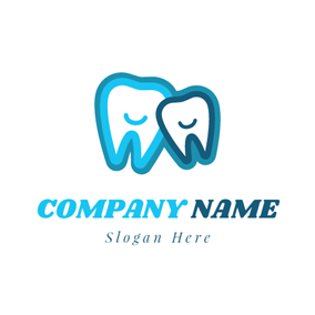 Lovely Teeth logo design