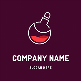 Magic Potion logo design