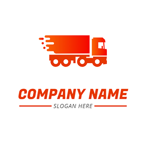 Moving Trailer logo design