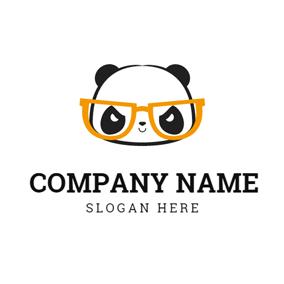 free panda logo designs designevo logo maker