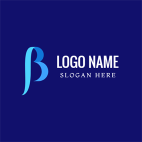 Paper Folding and Beta logo design