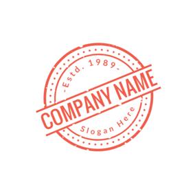 Free Stamp Logo Designs | DesignEvo Logo Maker