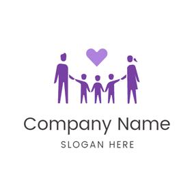 free family logo designs designevo logo maker
