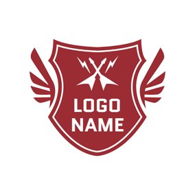 free wings logo designs designevo logo maker