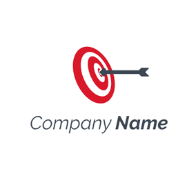 Shoot Game and Simple Target logo design