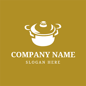 Simple and Abstract Pan logo design