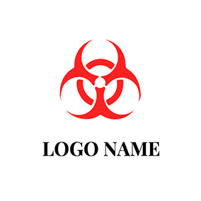 Simple Gas Logo logo design