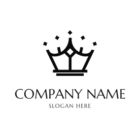 Simple Yet Special Royal Crown logo design