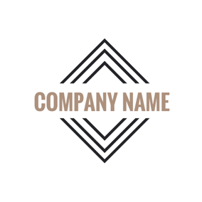 Square Deposit Box logo design