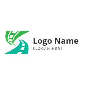 Street Road logo design
